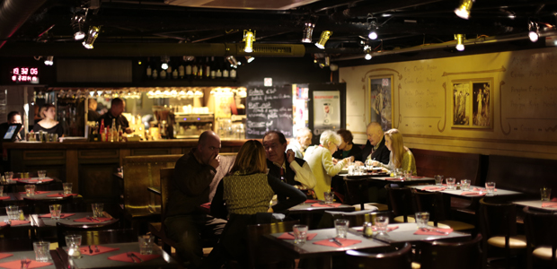 Restaurant Rue Notre Dae Est
